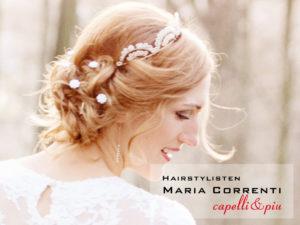 Maria Correnti - Brautfrisur (1)