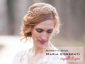 Maria Correnti - Brautfrisur (2)